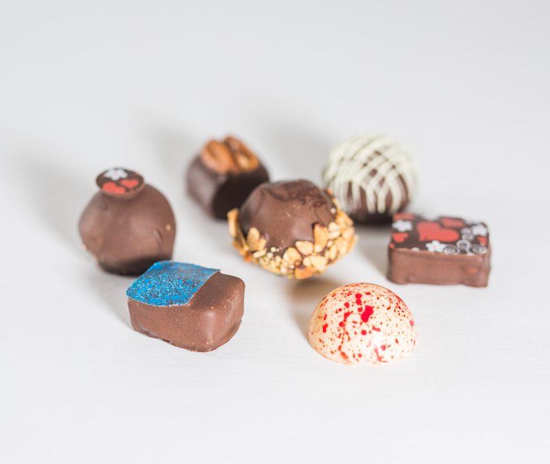 Artisan Chocolates Advent Box